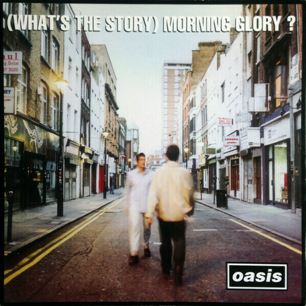 Пластинка Oasis What's The Story Morning Glory?