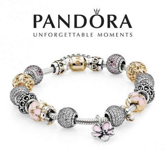 Подвески - шармы для браслета Pandora