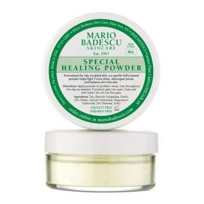 SPECIAL HEALING POWDER, MARIO BADESCU