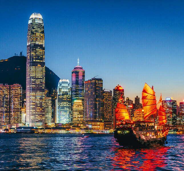 Гонконг и Макао