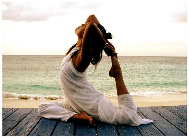 Стать мастером по йоге