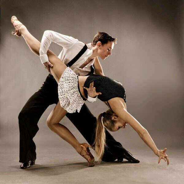 Латино-американски танцы