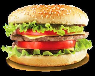 Мегабургер