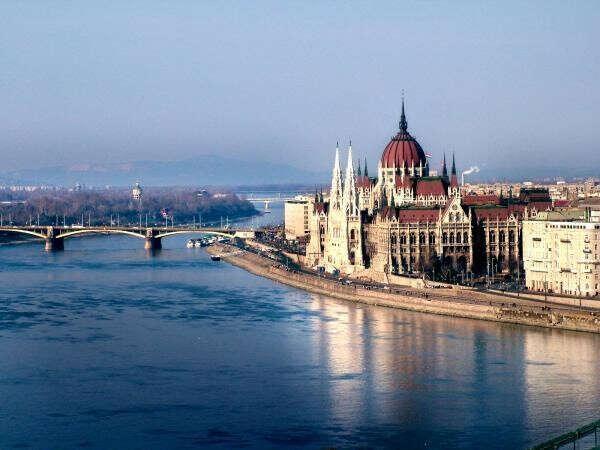 Посетить Будапешт