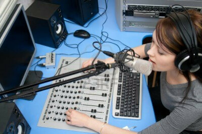 Работать dj-ем на радио
