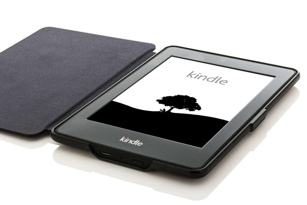 Электронная книга Amazon Kindle Paperwhite