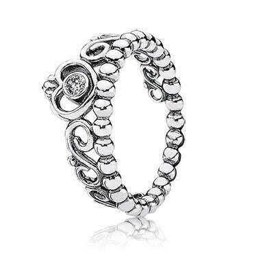 PANDORA | Кольцо из серебра с кубическим цирконием