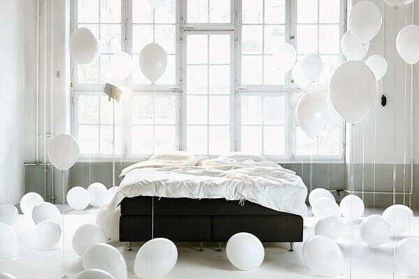 Идеальную спальню*