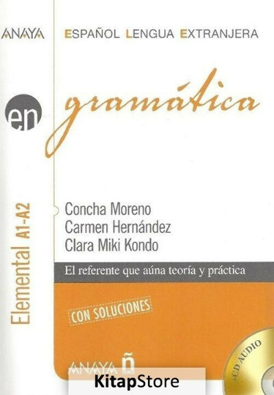 Gramatica Elemental A1-A2 + Audio CD