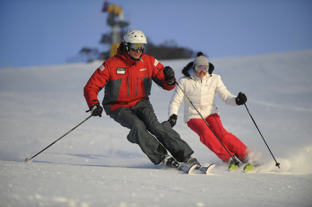 Покататься на горных лыжах