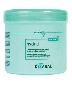 Интенсивная увлажняющая питательная маска для волос Hydra Deep