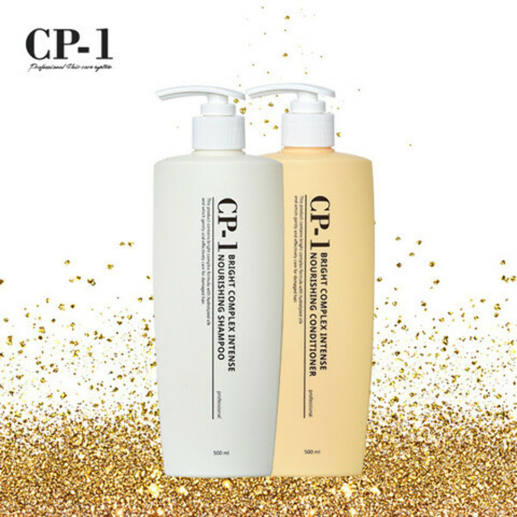 Набор Esthetic House CP-1 Bright complex intense nourishing & 3 Seconds hair ringer hair fill-up ampoule