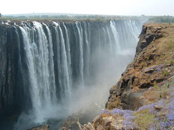 Поехать на водопад Виктория
