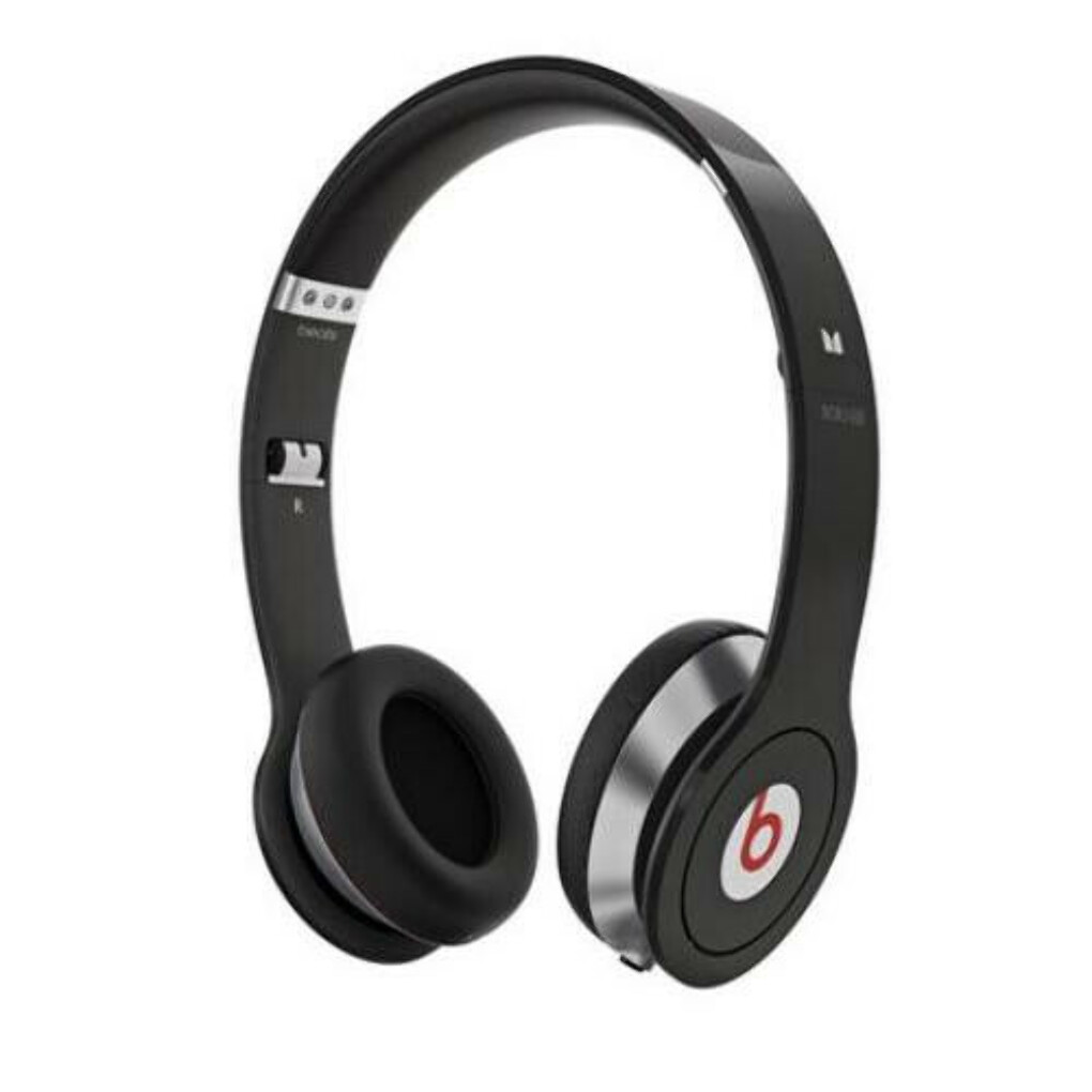 Наушники Monster Beats by Dr. Dre Solo Black ControlTalk