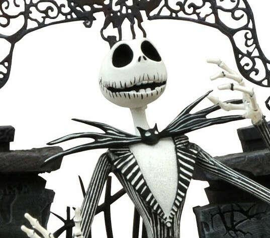 Фигурка Джека — Diamond Select Nightmare Before Christmas Jack Skellington