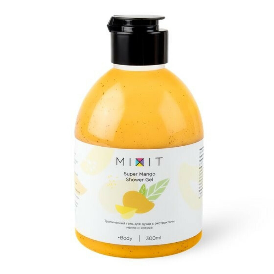 Гель для душа Super Mango Shower Gel от MIXIT