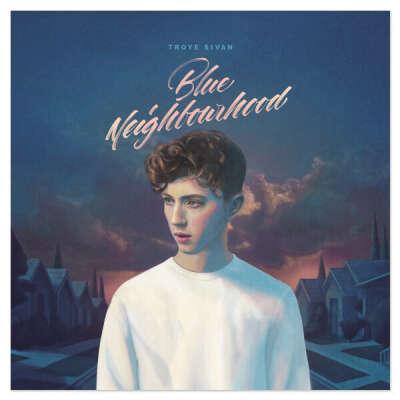 BLUE NEIGHBOURHOOD - DELUXE CD | Troye Sivan