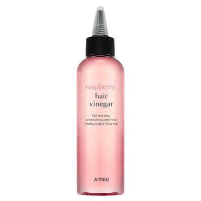 Уксус для волос `A`PIEU` малиновый 200 мл