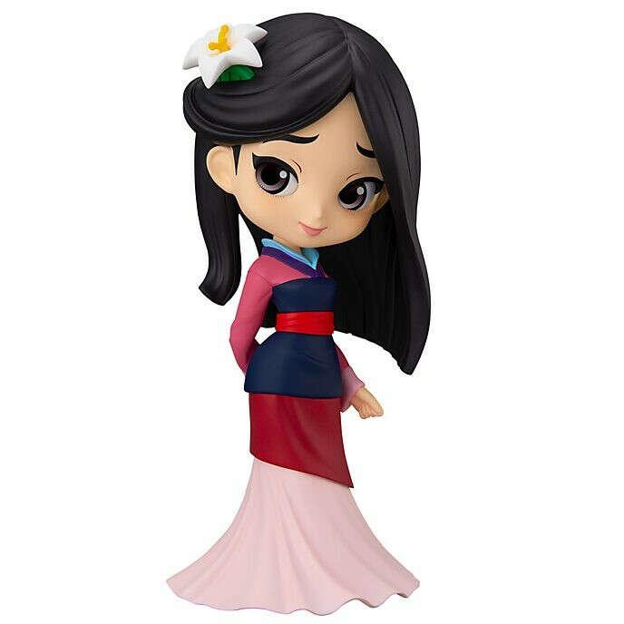 Q Posket Mulan