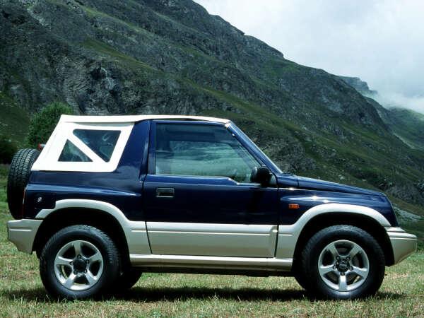 Suzuki Vitara I (lando)