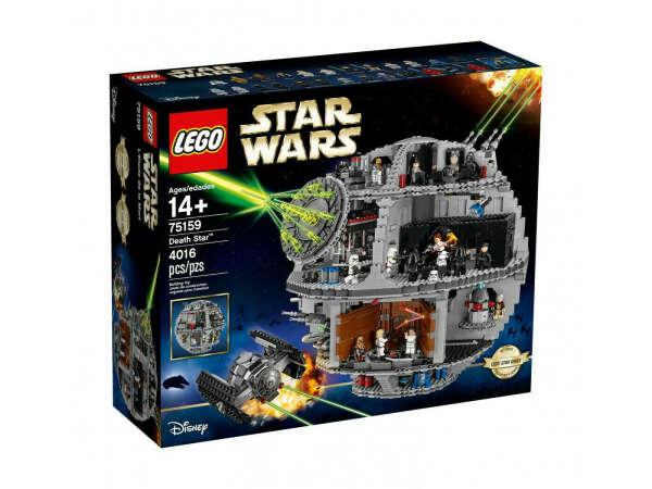 LEGO 75159 Star Wars Death Star (Звезда Смерти)