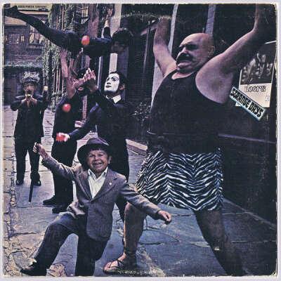 Виниловая пластинка The Doors «Strange days»
