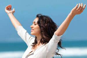 Быть здоровой и в гармонии с собой