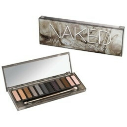 Naked Smoky Палетка теней для век