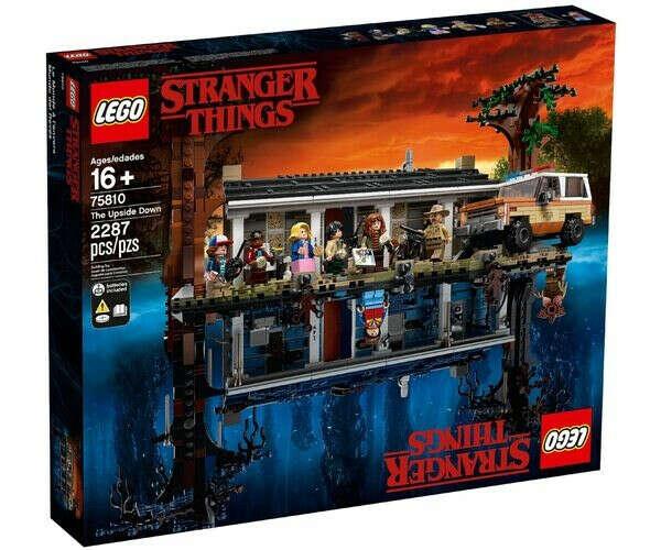 Конструктор LEGO Exclusive Очень странные дела (75810)