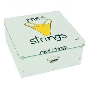 Коробка для белья Mes Strings - Порядочный магазин