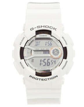 Часы G-Shock, белые