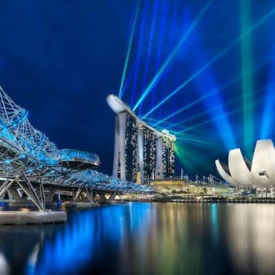 Поехать в Сингапур