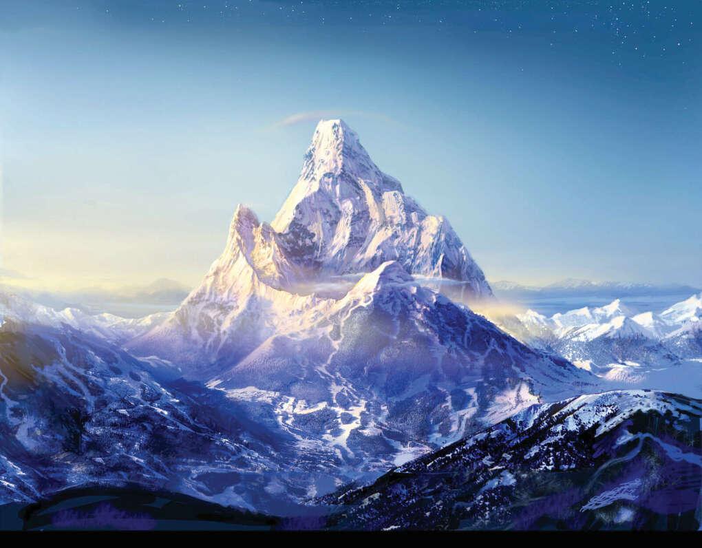 Покорить гору