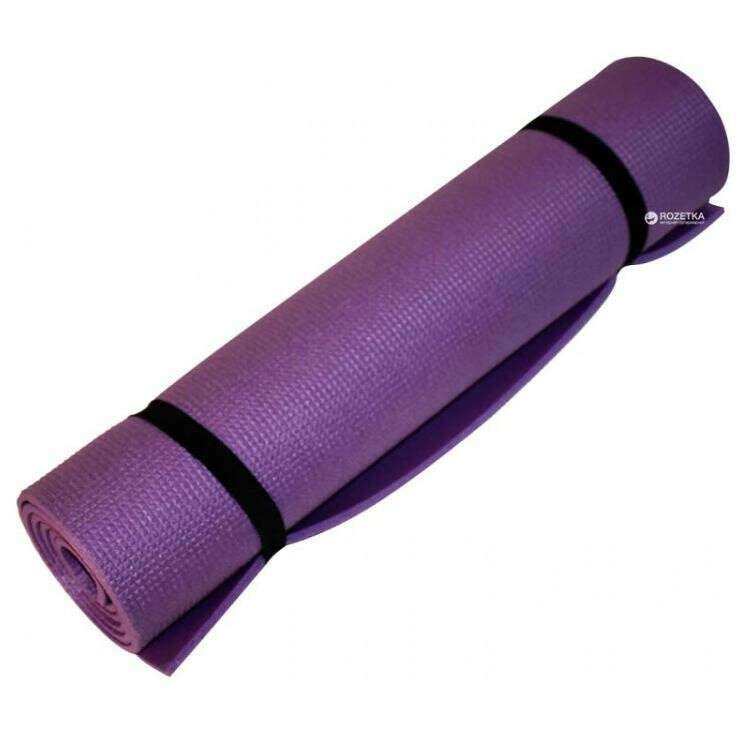 Коврик для фитнеса Champion 180 х 60 см Фиолетовый (А00076)