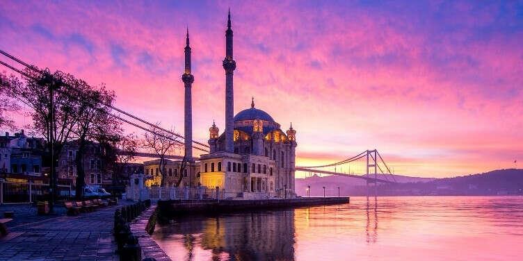 Незабываемый уикенд в Стамбуле