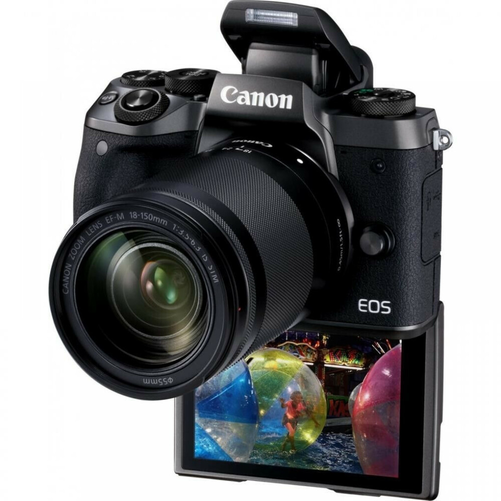 Canon EOS M6 kit EF-M 18-150 IS STM