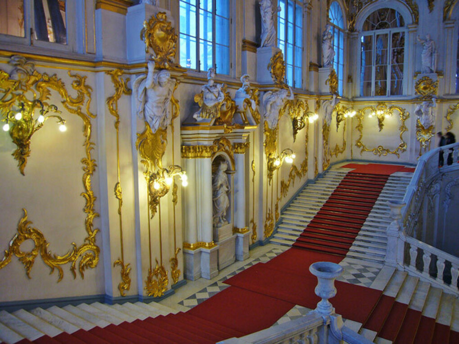 Посетить Зимний дворец