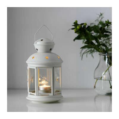 РОТЕРА Фонарь для греющей свечи - IKEA