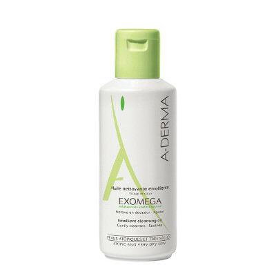 A-Derma Exomega Смягчающее очищающее масло для умывания (200 мл)