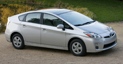 Toyota Prius-3 Hybrid