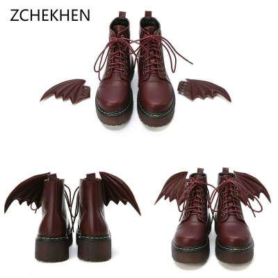 Накладки на ботинки с крыльями