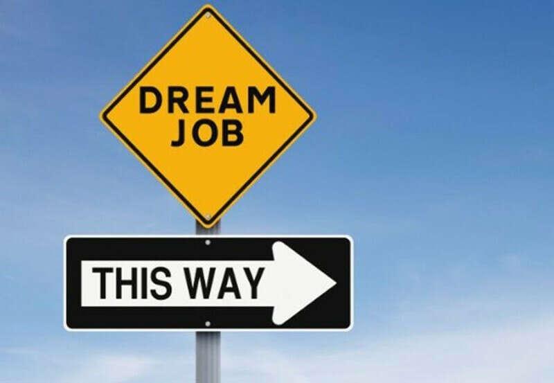 Работа которую я хочу.