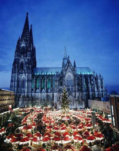Кёльн, Германия.