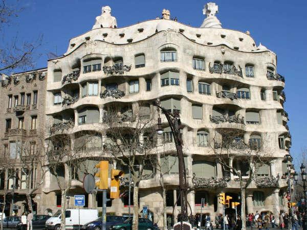 Поехать в Барселону