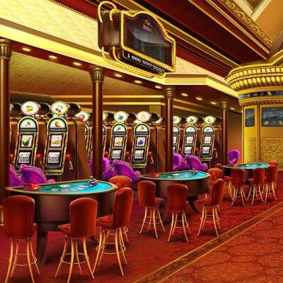 Поиграть в казино)
