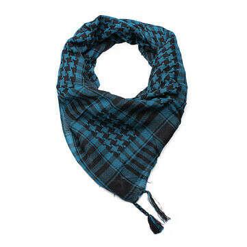 Тонкий шарф (шарф-платок)