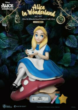 Beast Kingdom Alice In Wonderland Master Craft Alice