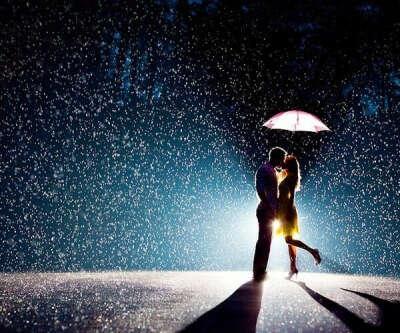 Я хочу летом быть под дождем с любмимым человеком