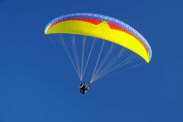 Параплан и курс обучения полетам