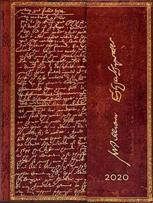 Ежедневник 2020 Paperblanks Shakespeare Sir Thomas More